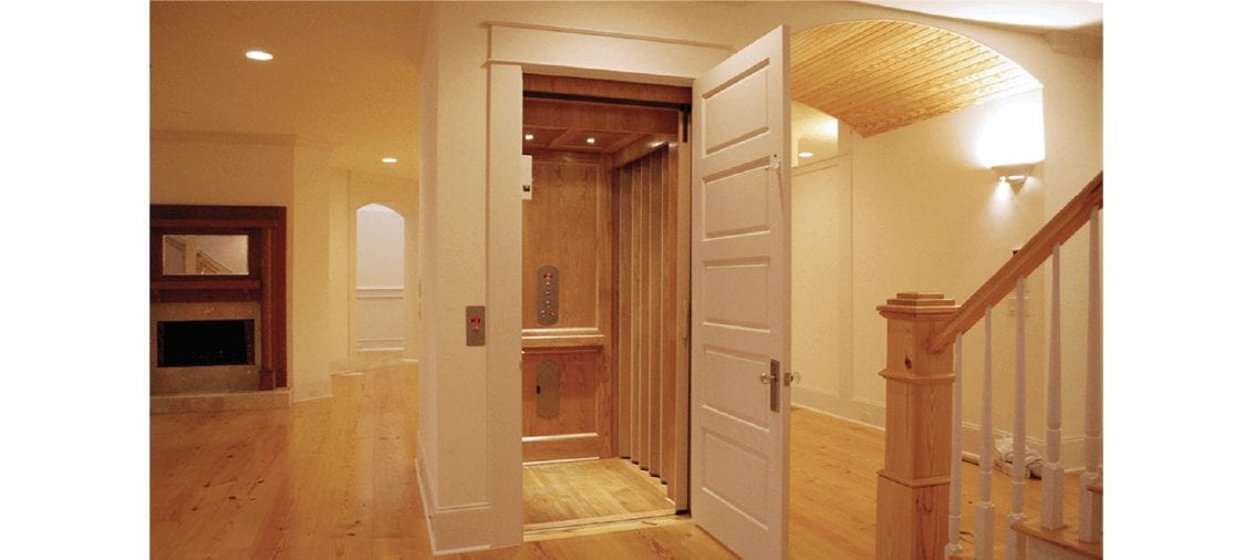 Why Choose an In-Home Elevator?