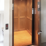 Symmetry Home Elevator by A rrow Lift Packer House