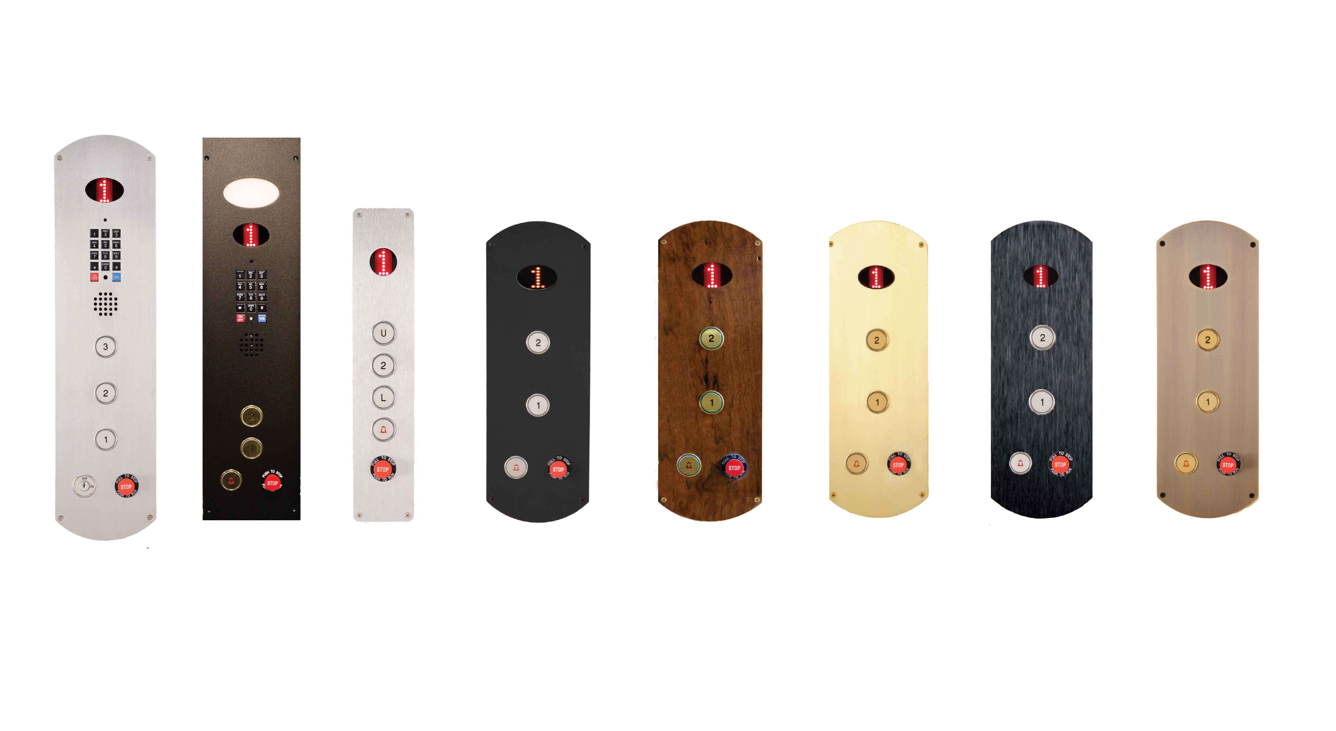 Customize Your Elevator Controls, COPs