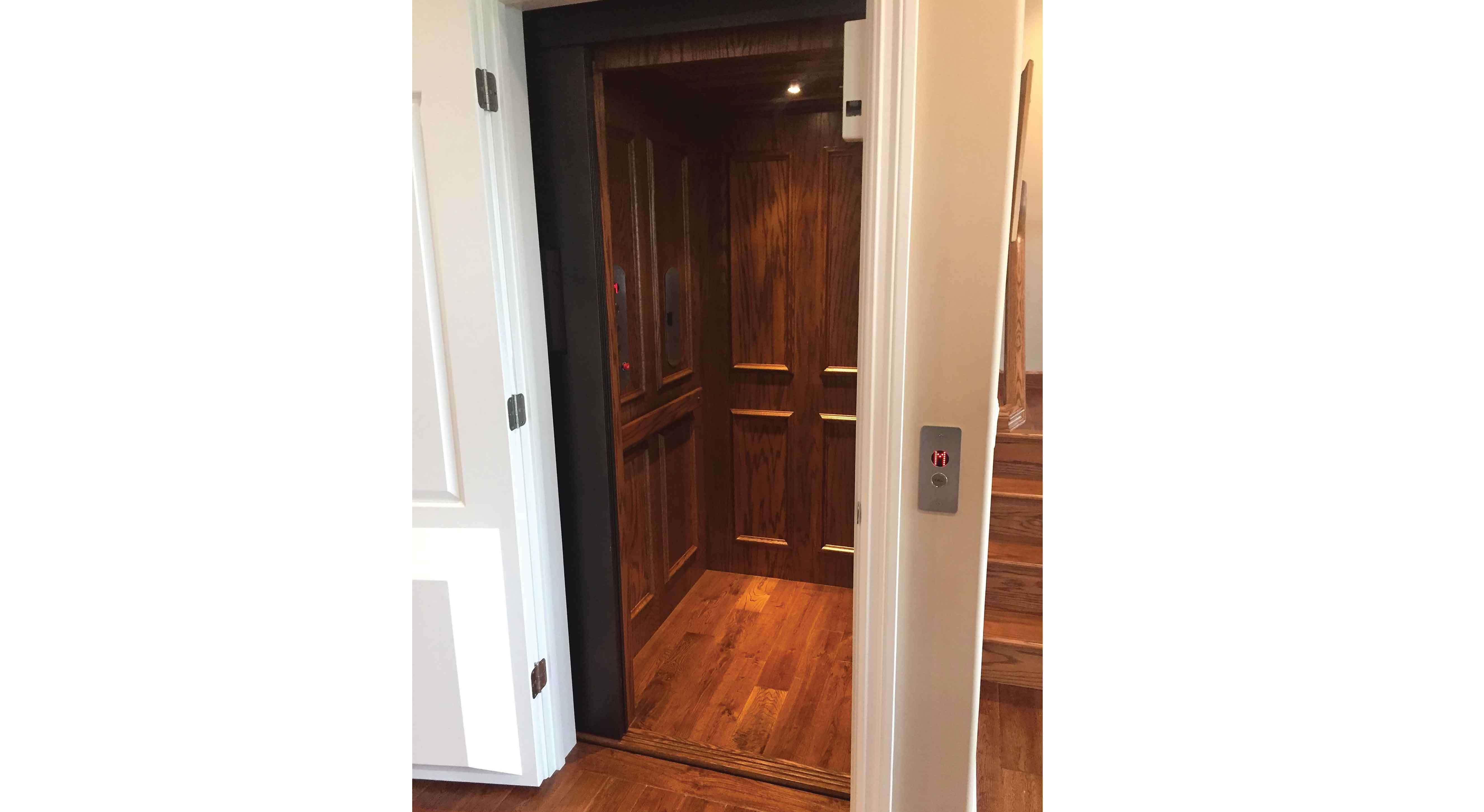Purchasing a Home Elevator