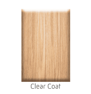 Home Elevator interior stain option - Clear Coat