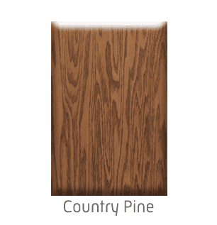 Home Elevator interior stain option - Country Pine